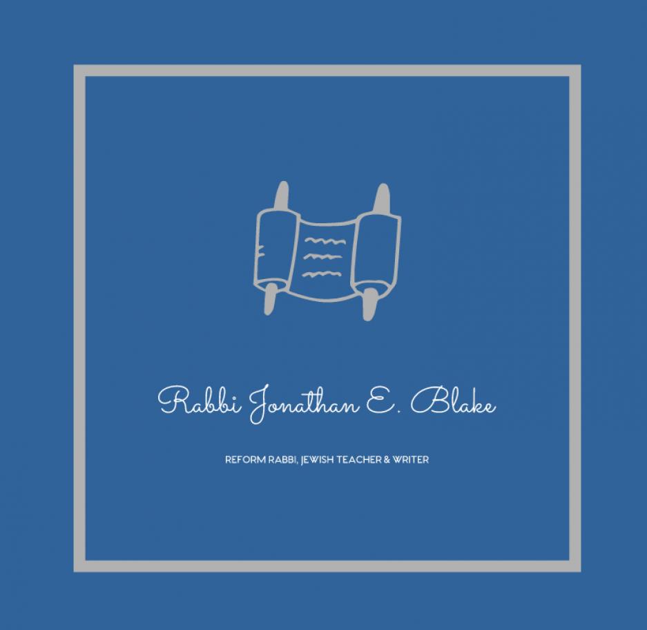rabbiblake | rabbiblake